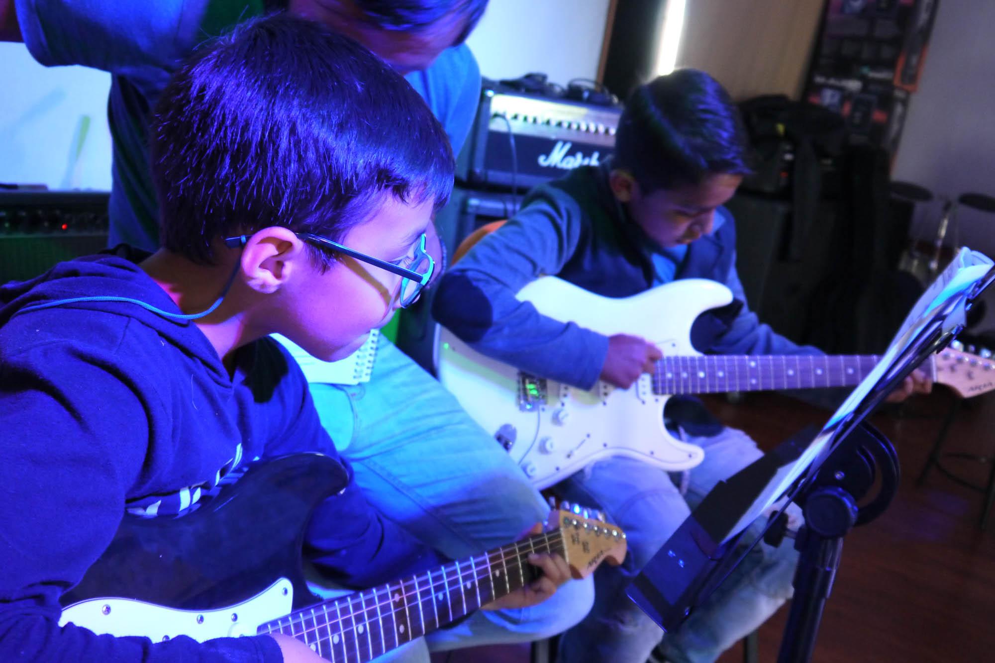 Guitarra INF