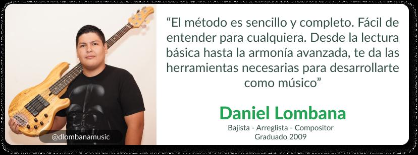 Daniel Lombana