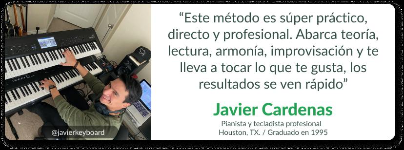Javier Cardenas