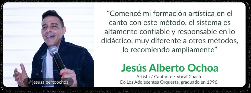 Jesus Alberto Ochoa
