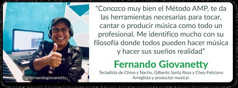 Fernando Giovanetty