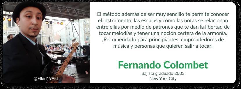 Fernando colombet