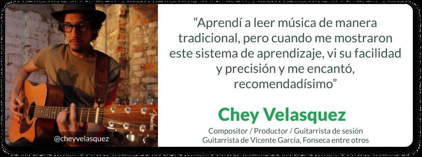 Chey Velasquez