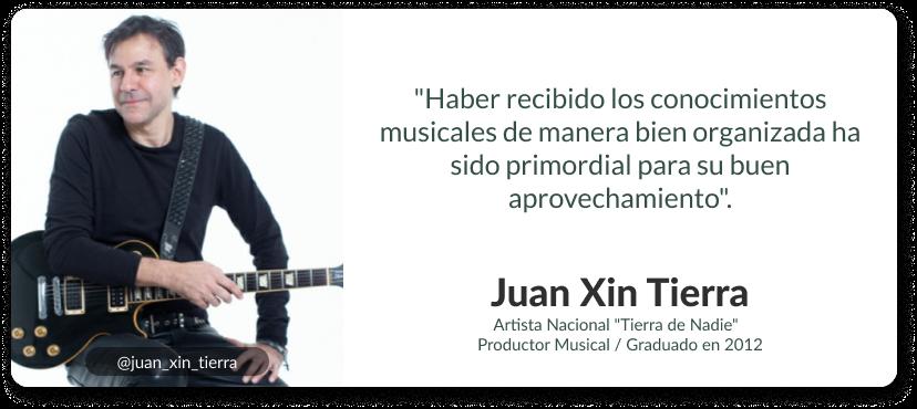 Juan Xin Tierra