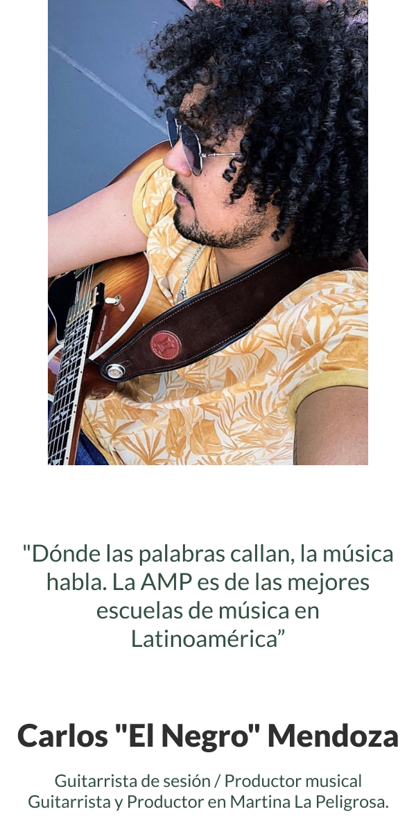 Mobile Carlos _El Negro_ Mendoza