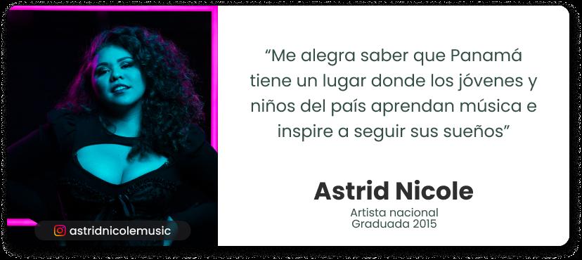 Astrid Nicole