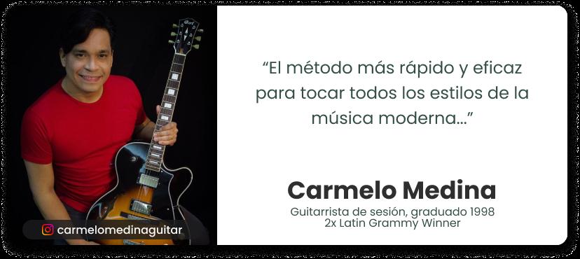 Carmelo Medina
