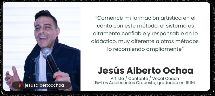 Jesus Alberto O