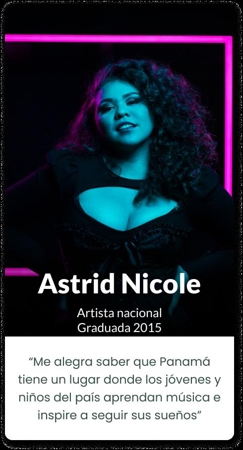 Mobile Astrid Nicole