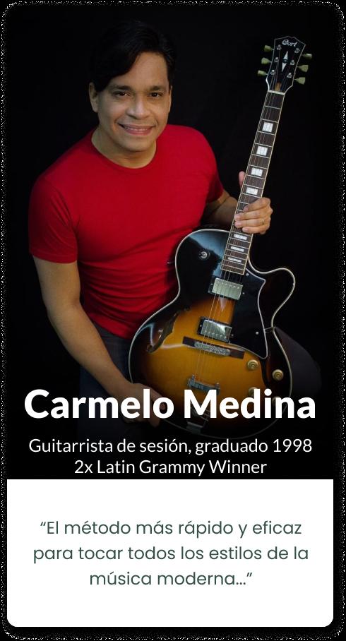 Mobile Carmelo Medina