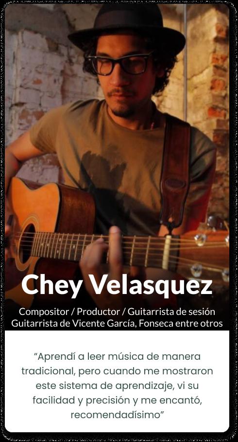 Mobile Chey Velasquez