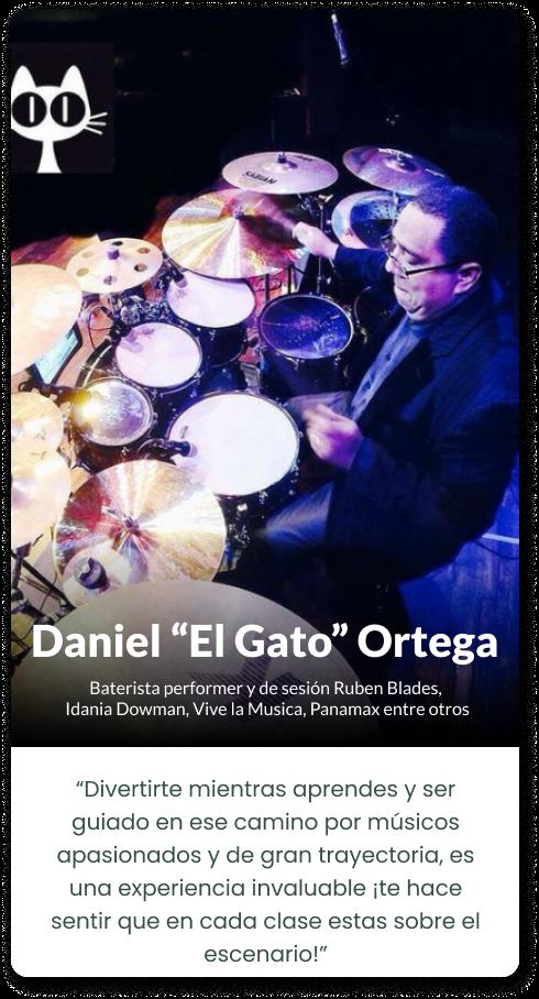 Mobile Daniel Ortega