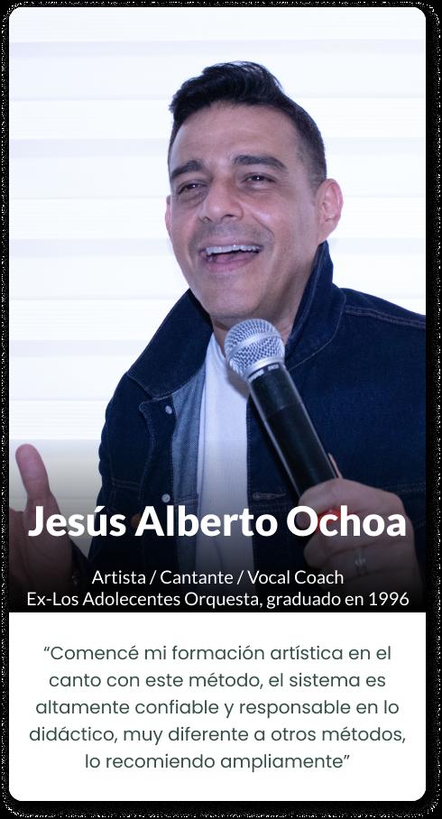 Mobile Jesus Alberto O