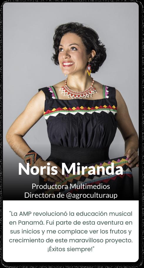 Mobile Noris Miranda