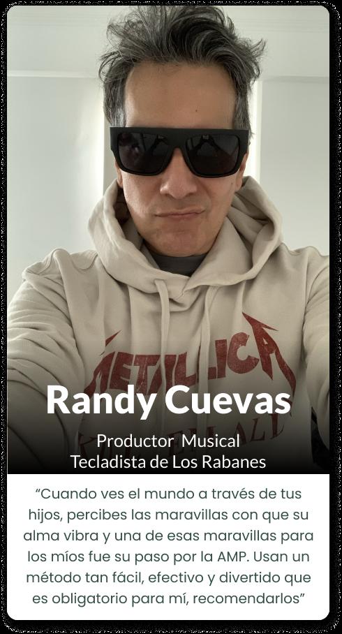 Mobile Randy Cuevas