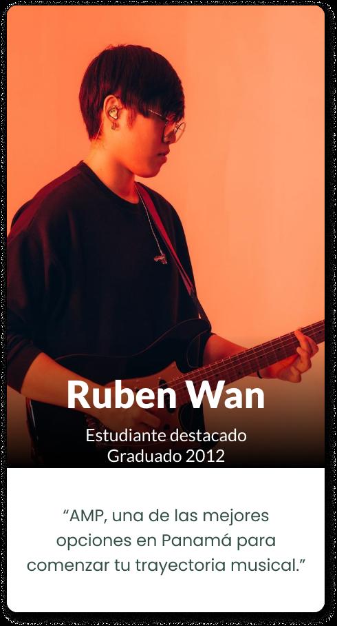 Mobile Ruben Wan