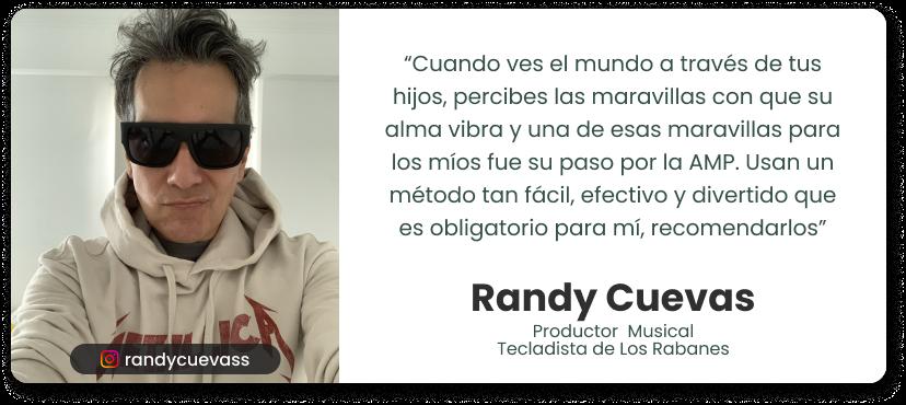 Randy Cuevas